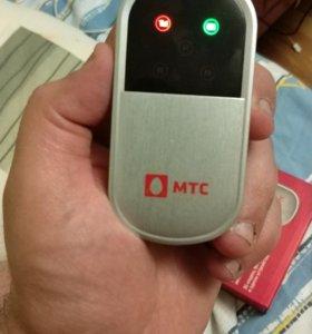 3G вай фай роутер от мтс