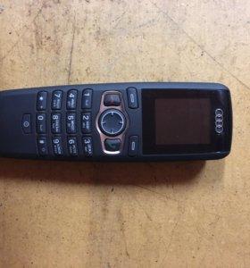 Штатный блютуз телефон для Ауди А6-А8
