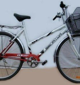 Велосипед сенатор