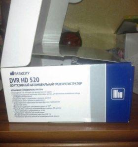 Видеорегистратор автомобильный DVR 520 PARKCITY