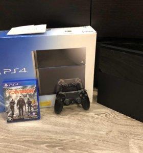 Sony Playstation 4 500gb + 1 игра! Можно проверить