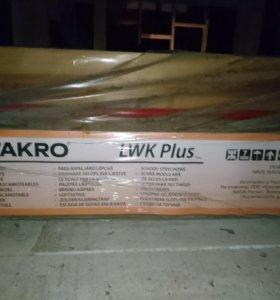 Чердачная лестница FAKRO LWK Plus 70*120*280.