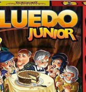 Новая!!! Бренд Hasbro! Клуэдо,настольная игра.