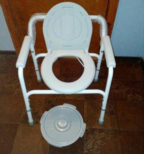 Стул туалет для инвалидов