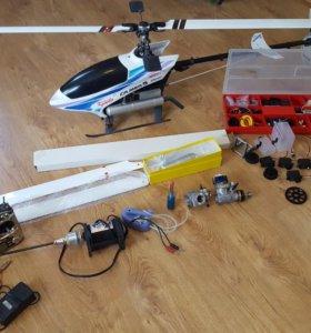 Модель вертолета Caliber 5