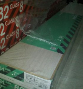 Ламинат 31 кл. 7 мм (3 упаковки)