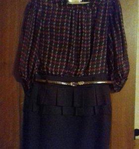 Платье 48 размера