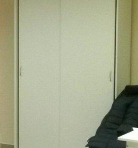 Гардероб/шкаф белый икея тодален новый