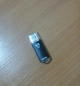 USB флешка на 64 гб