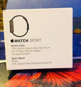 ipple watch sport 42 mm