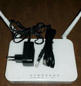 WiFi роутер, скорость передачи до 300МБит/с