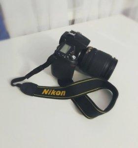 Фотоаппарат Nikon D90 + Вспышка Nikon Speedlight