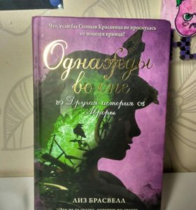 """Книга """"Однажды во сне или Другая история Авроры"""""""