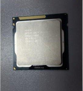 Процессор Intel Core i3-2130.Ядро Sandy Bridge