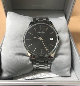 Часы швейцарские Calvin Klein