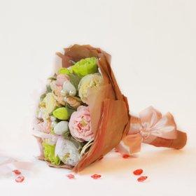 """Букет из конфет """"Нежные розы"""""""