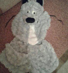 Карнавальный костюм волка для ребёнка 3-7 лет.