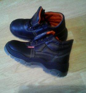 Ботинки,муж,новые