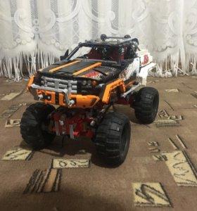 LEGO Technic 9398 Внедорожник-4x4 Crawler
