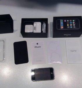 Apple iPhone 1 (2G) 16gb (неактивирован)