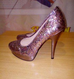Супер туфли для золушки!!