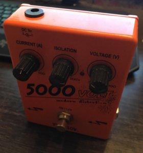 педаль эффектов yerasov 5000 volt