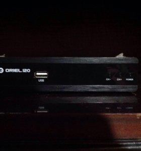Приставка цифровых каналов Oriel 120