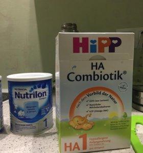 Молочная смесь Нутрилон комфорт 1