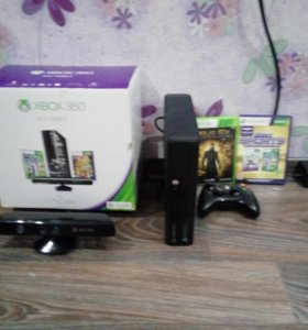 Xbox 360E 4Gb Kinect