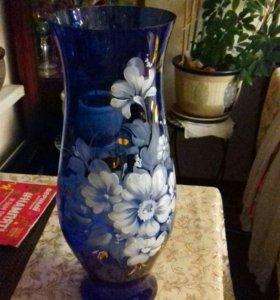 Высокая ваза 65см