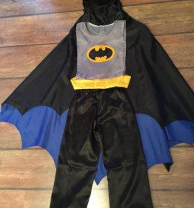 Новогодний маскарадный костюм «Бэтман»