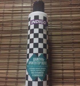 Бессульфатный шампунь Indigo