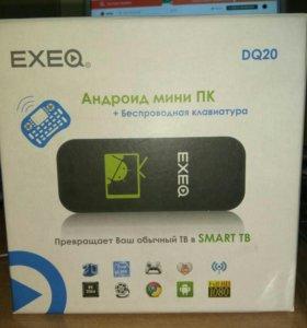 Андроид мини Пк Exeq DQ20