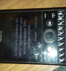 Телефон Nokia с wifi