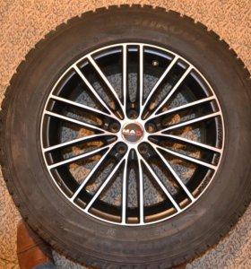 Продаю колеса R 17 225/65 от Subaru Outback