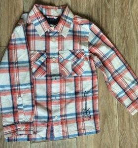 Рубашка новая, Mothercare