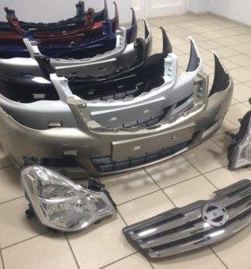 Бампера Nissan Almera G15 13-