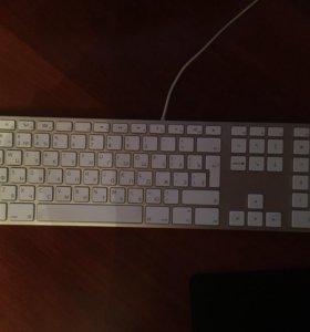 Клавиатура Apple проводная