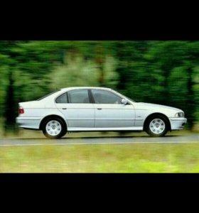 Запчасти на BMW 39e