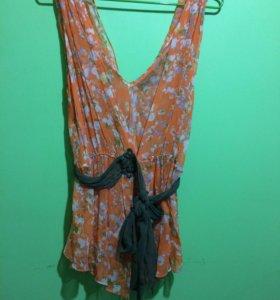 Шёлковая блузка