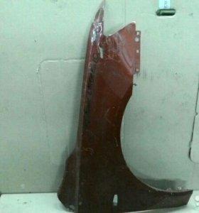 Крыло переднее правое Mitsubishi Lancer X