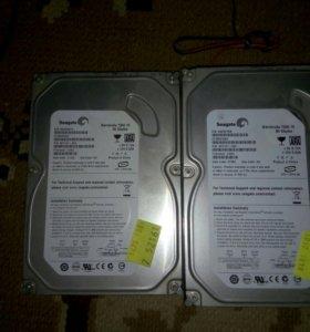 Жесткий диск 3.5 sata 80 gb