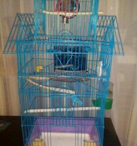 Клетка для попугев