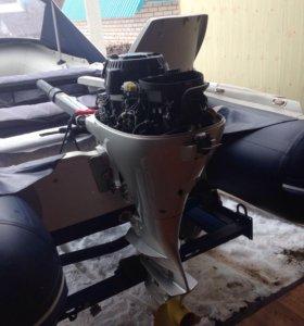 Мотор хонда 15
