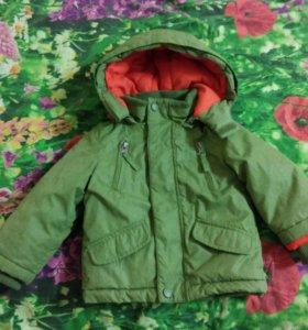 Демисезонная куртка 86
