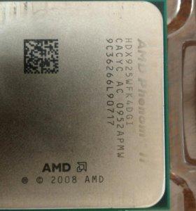 Процессор AMD Phenom ll Х4 925
