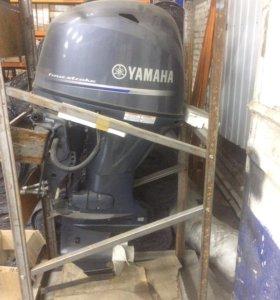 Мотор лодочный YAMAHA F60FETL