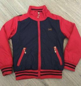 Куртка 5-7лет