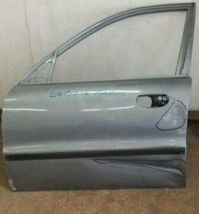 Дверь передняя левая Chevrolet Lanos