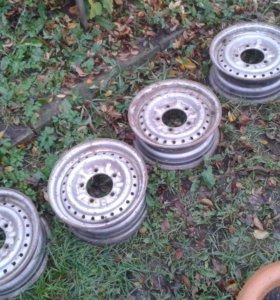 диски для тойоты асе